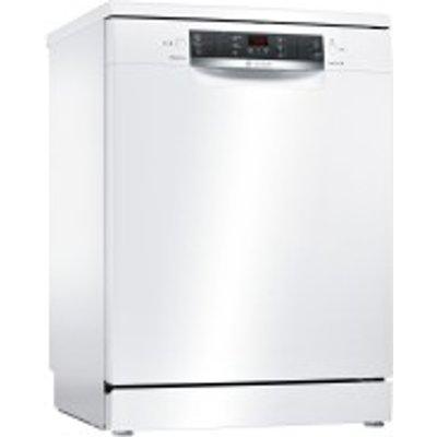 Bosch SMS46IW04G Dishwasher Full Size White - 4242005027941