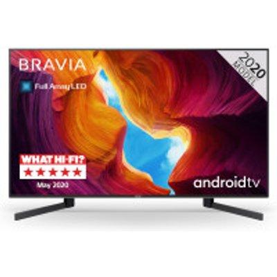 "Bravia KD49XH9505BU 49"" Full Array LED 4K HDR Android TV"