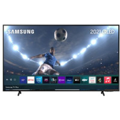"""QE75Q60A 75"""" QLED 4K Quantum HDR Smart TV"""