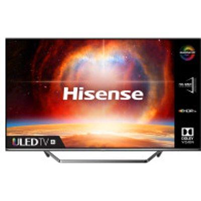 "H55U7QFTUK 55"" 4K Ultra HD HDR Smart ULED TV"