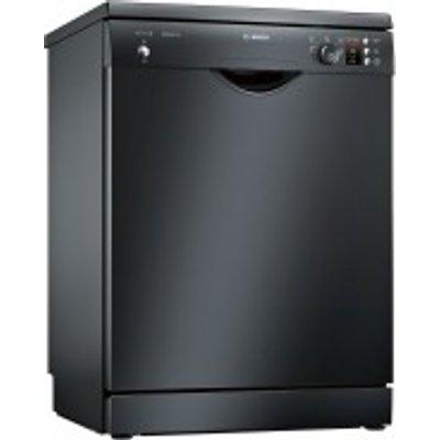 BOSCH SMS25AB00G Full size Dishwasher   Black  Black - 4242005028429