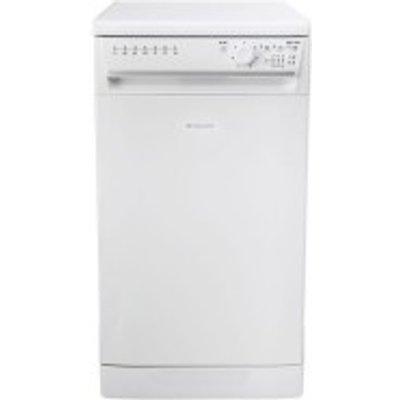 5016108868720 | Hotpoint SIAL11010 dishwashers slimline  in White