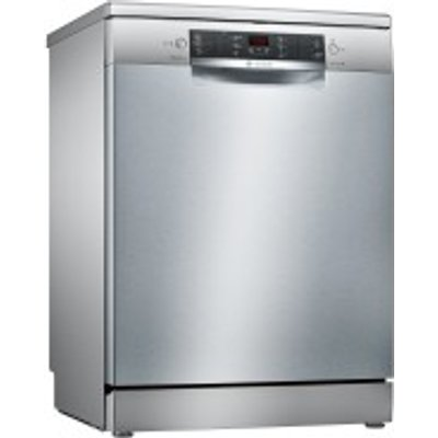 Bosch SMS46II00G ActiveWater 13 Place 60cm Dishwasher in Silver Inox - 4242005027934