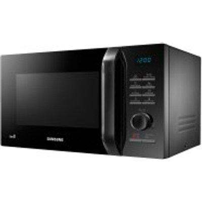 Samsung MS23H3125AK   Solo Sensor Microwave Oven in Black Finish - 8806085956933