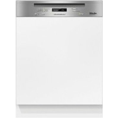 Miele G6730 SCi Semi Integrated Dishwasher  Clean Steel - 4002515693698