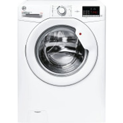 H3W492DE 9kg Load 1400rpm Spin Speed Smart Washing Machine - White
