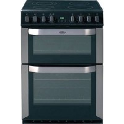 Belling FSE60MF Electric Cooker  Stainless Steel 5034648495756