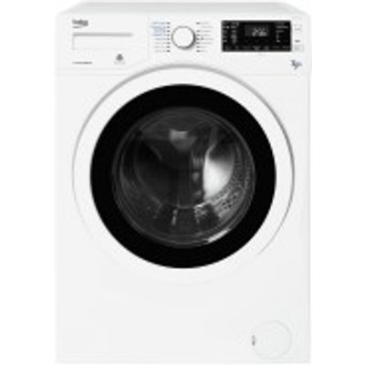 Beko WDJ7523023W Freestanding Washer Dryer  7kg Wash 5kg Dry Load  B Energy Rating  White - 5023790038065