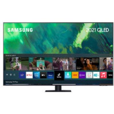 """QE85Q70A 85"""" QLED 4K Quantum HDR Smart TV"""