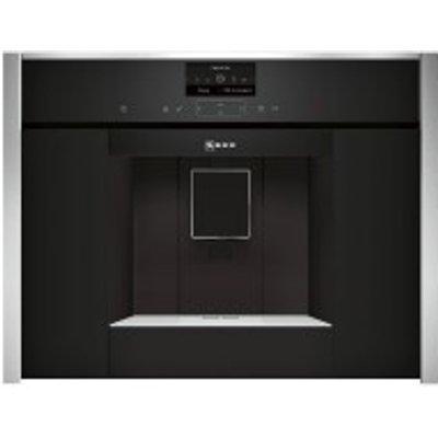 Neff C17KS61N0 Built In Coffee Machine  Stainless Steel - 4242004177814
