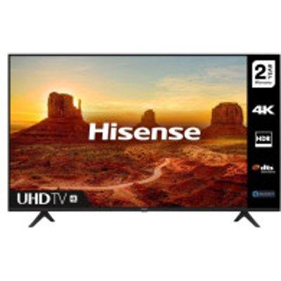 """H43A7100FTUK 43"""" 4K Ultra HD HDR Smart LED TV"""