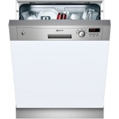 Neff S41E50W1GB dishwashers full size  in Stainless Steel - 4242004193616