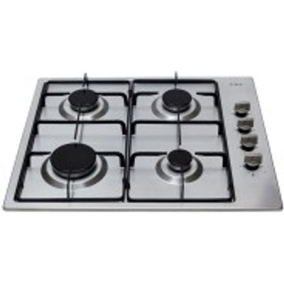 5055833402311 | CDA HG6150SS 4 Burner Gas Hob   Stainless Steel