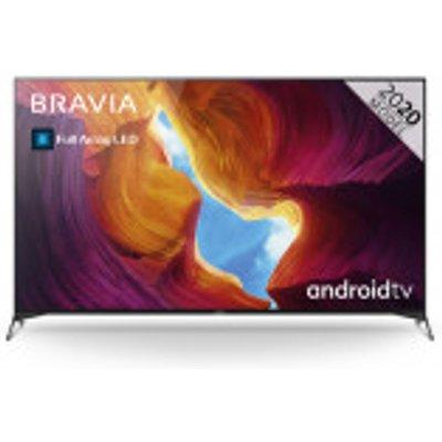 "Bravia KD75XH9505BU 75"" Full Array LED 4K HDR Android TV"
