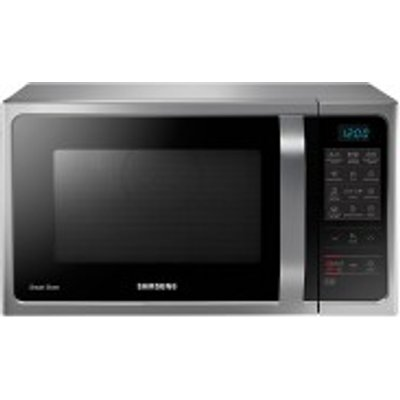 Samsung MC28H5013AS Freestanding Microwave Oven  Silver - 8806086598361