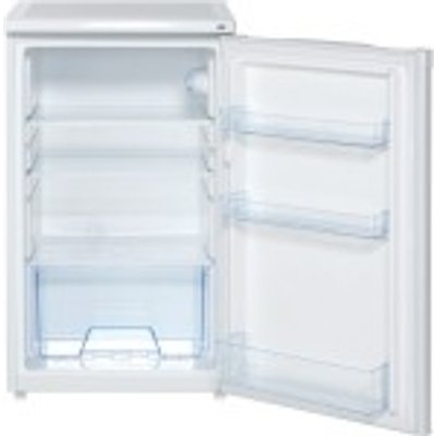 5052263009974: Lec L5511W Under Counter Freestanding Fridge in White