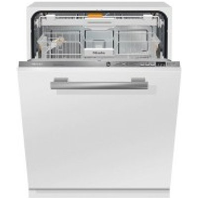 Miele G6660 SCVi Fully Integrated Dishwasher  Clean Steel - 4002515693629