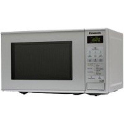 5025232622979 | Panasonic NN E281M Microwave Oven  Silver