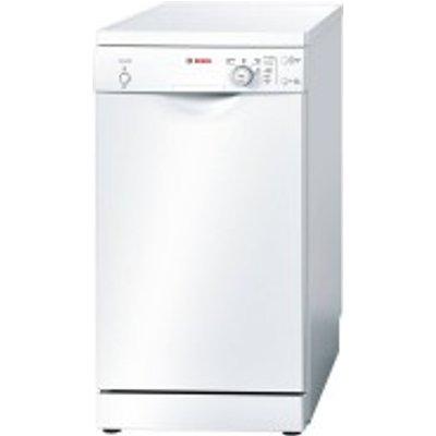 Bosch SPS40E32GB Slimline Freestanding Dishwasher  White - 4242002972459
