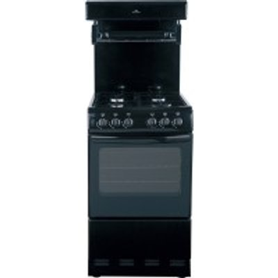 5052263001565 | New World NW50THLG Gas Cooker with High Level Grill   Black