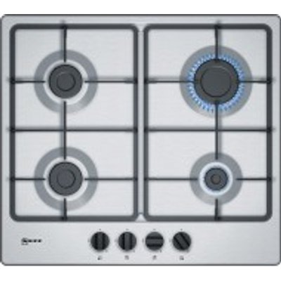 NEFF T26BB46N0 Gas Hob   Stainless Steel  Stainless Steel - 4242004212089