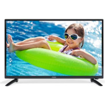 """32DVD400 32"""" HD Ready LED TV with DVD Player"""