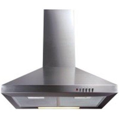 5060143315916 | CDA ECH61SS Level 1 60cm Wide Chimney Cooker Hood Stainless Steel