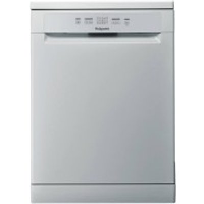 5054645053094 | Hotpoint HFC2B19SVUK 13 Place Setting Dishwasher In Silver