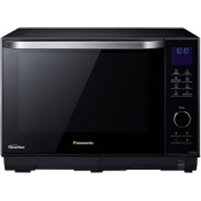 Panasonic NN DS596BBP Freestanding 4 in 1 Steam Combination Microwave with Grill  Black - 5025232846634