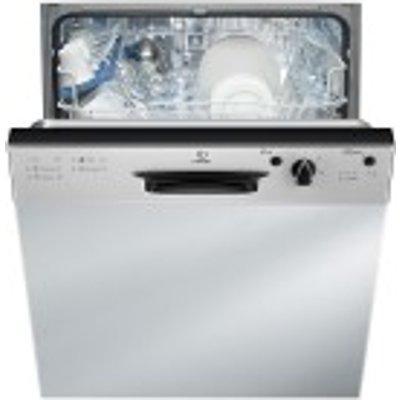 Indesit DPG15B1NX Semi Integrated Dishwasher   Silver - 8007842840469