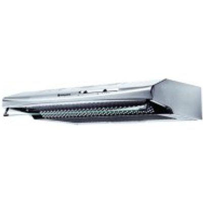 5054645038275 | HOTPOINT PSLCSE 65 F AS X Visor Cooker Hood   Graphite  Graphite