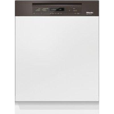 Miele G6730 SCi Semi Integrated Dishwasher  Havana Brown - 4002515693667