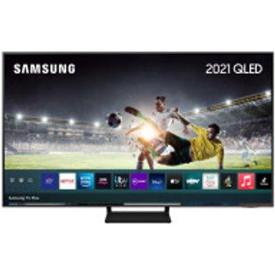 """QE75Q70A 75"""" QLED 4K Quantum HDR Smart TV"""