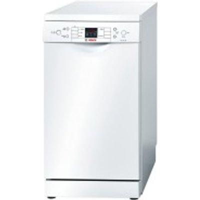 Bosch SPS53M02GB Slimline Dishwasher White - 4242002858074