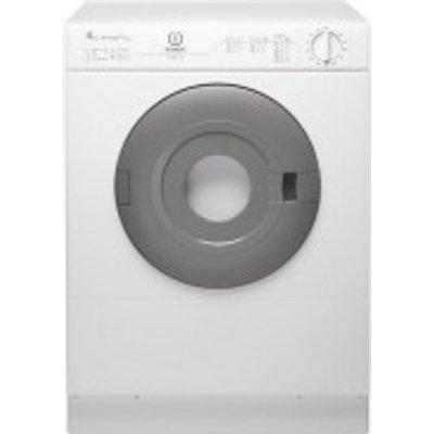 Indesit IS41V Vented Tumber Dryer - White