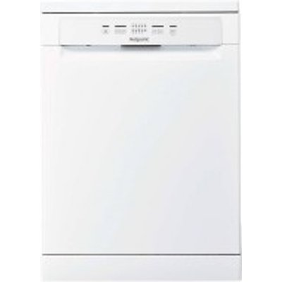 5054645053100 | Hotpoint HFC2B19UK 13 Place Setting Dishwasher In White