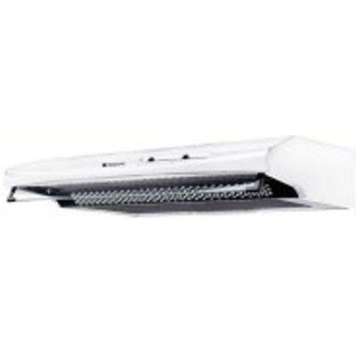 HOTPOINT PSLCSE 65 F AS W Visor Cooker Hood   White  White - 5054645038190