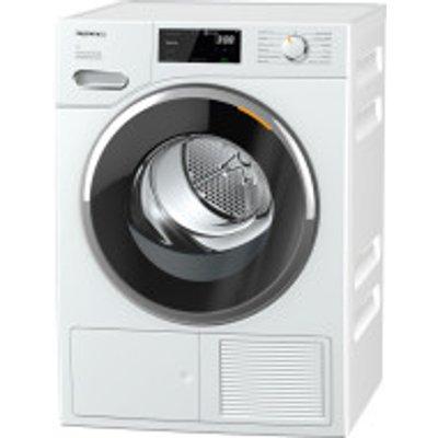 TWF760WP EcoSpeed 8kg T1 Heat-Pump Tumble Dryer - White