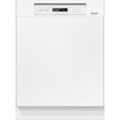 Miele G6730 SCi Semi Integrated Dishwasher  White - 4002515693681