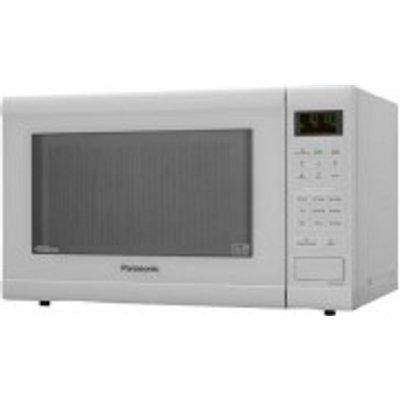 5025232675005 | Panasonic NN ST452W Microwave Oven  White