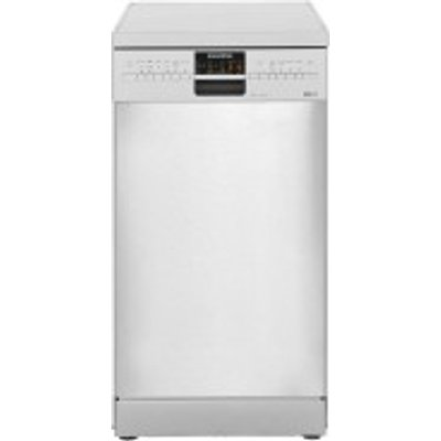 Siemens SR26T891GB Freestanding Slimline Dishwasher  Stainless Steel - 4242003702543
