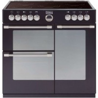 Stoves Sterling 900E 90cm Electric Range Cooker   Black 5052263004665