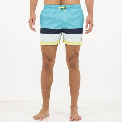 Volley Viarigi Swim Shorts, lagoon blue