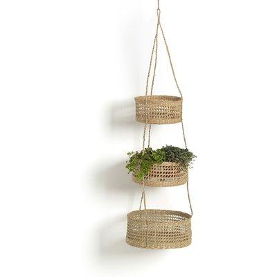 CESTA Wicker Hanging Baskets