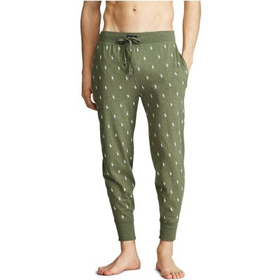 Printed Cotton Pyjama Bottoms - 3615739847146