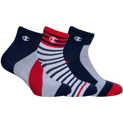 Pack of 3 Pairs of Legacy Fashion Socks in Cotton Mix - 3610861772472