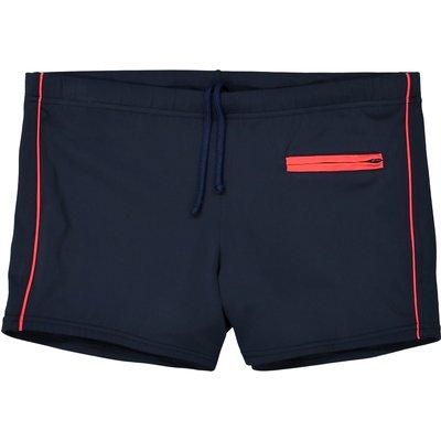 Swim Shorts, Blue/Orange