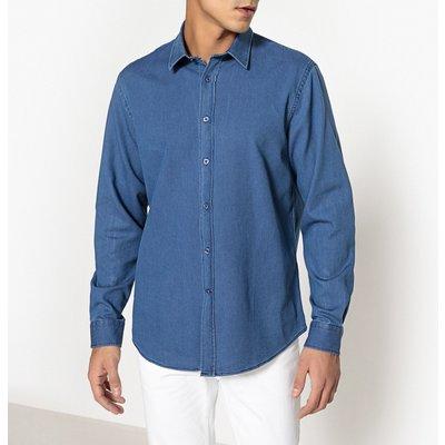 Regular Shirt, Navy blue