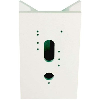Corner block for outdoor wall lights  white - 04007235810066