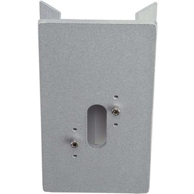 Corner block for outdoor wall lights  silver - 04007235910063